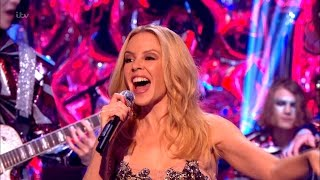 Kylie Minogue - At Christmas (The Jonathan Ross Show 2016)