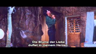 Neend Kise Chain Kahan - Zamaana Deewana [Deutsch]