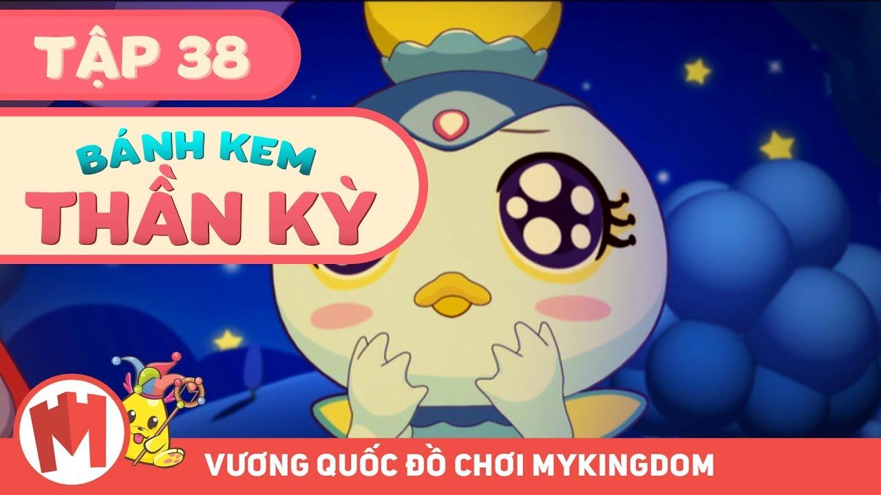 BÁNH KEM THẦN KÌ | Tập 38 : Ánh Sáng Hy Vọng – Phim hoạt hình vui nhộn 2018