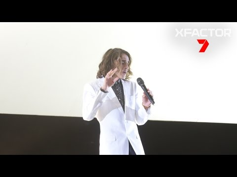 Isaiah's performance of Beyoncé's 'Halo' - The X Factor Australia 2016