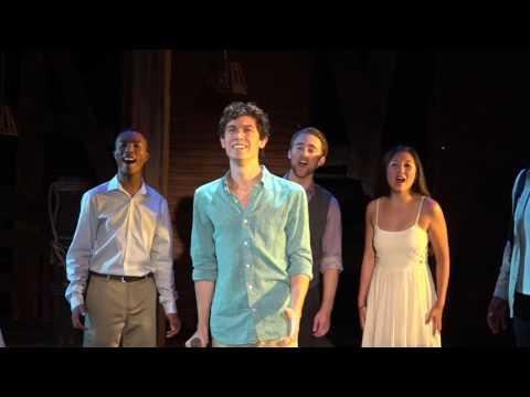 Intern Cabaret Weathervane Theatre 2016