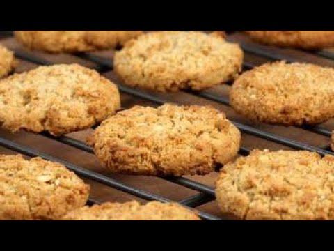 как приготовить вкусно и быстро ореховое печенье