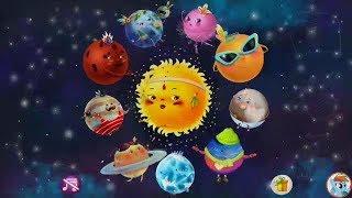 Астрономия для детей. Изучаем планеты солнечной системы.