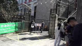 Publication Date: 2019-11-24 | Video Title: 【直播】11.24 陳方安生在跑馬地瑪利曼中學投票 #2 -
