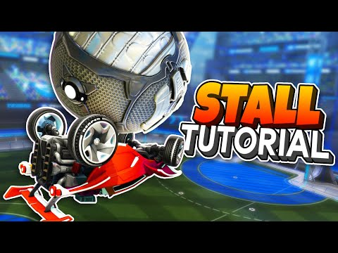 SIMPLE How to Stall Rocket League Tutorial