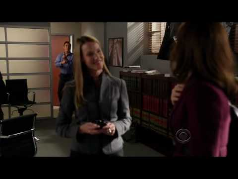 Francie Swift in The Good Wife