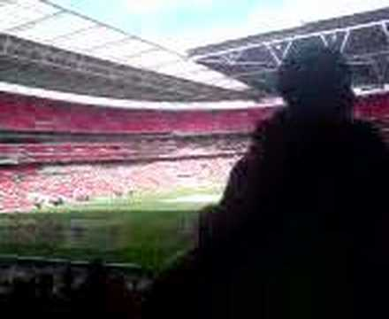 Exeter City vs Cambridge United Playoff Final Wembley 2008