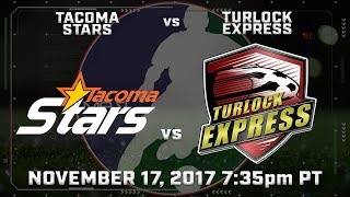 Tacoma Stars vs Turlock Express thumbnail