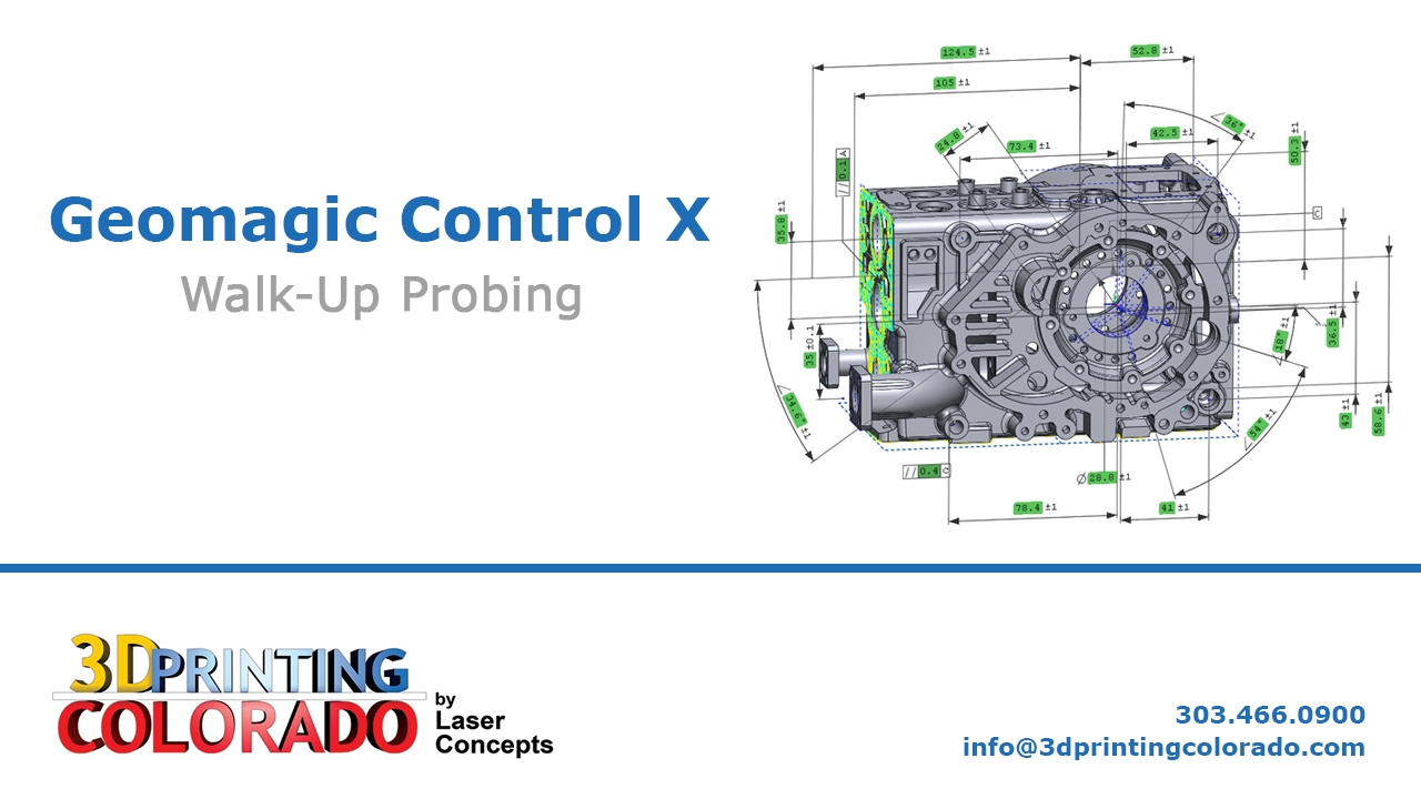 Geomagic Control X | 3D Printing & Scanning Services | 3D