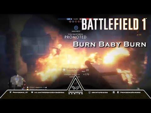 Providence Gaming - Plays of the Week #5 - Burn Baby Burn (10.09.17)