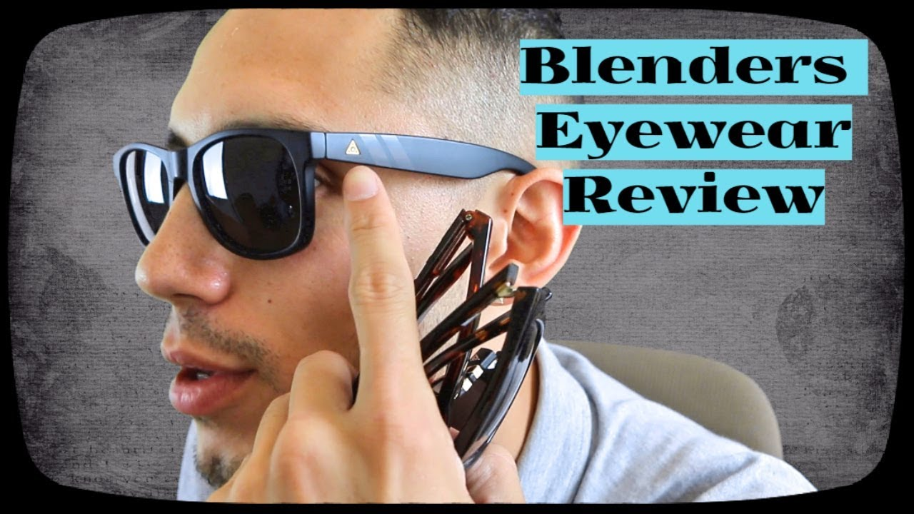 1683a88a2ef05 Blenders Eyewear - Sunglasses Review - YouTube