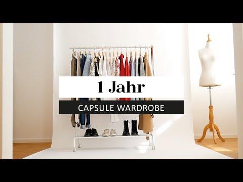Capsule Wardrobe Rückblick & Erfahrungen - Wie ist es WIRKLICH eine Capsule Wardrobe zu führen?