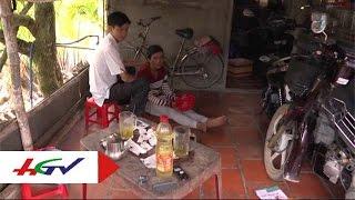 Bắt quả tang hai đối tượng tàng trữ trái phép chất ma túy | HGTV