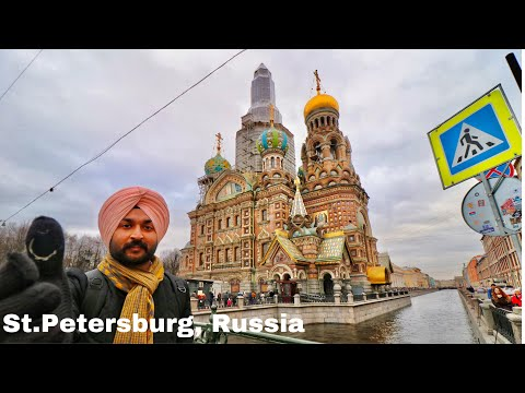 Saint Petersburg City | Russia | Things To Do | Travel Guide