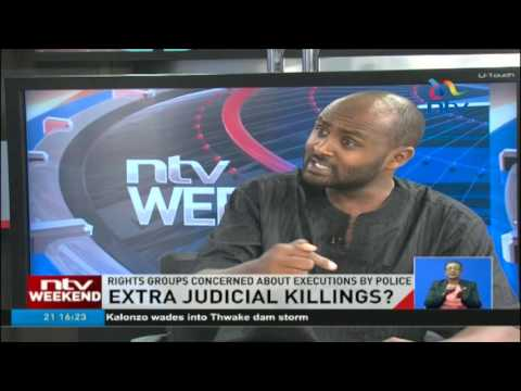 Extra judicial killings? Rights groups concerned about executions by police