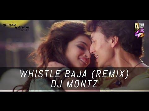 Whistle Baja (Remix)   DJ Montz   Shivam Mathur Visuals