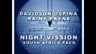 Davidson Ospina feat Rainy Payne - Night Vission (Kquesol Deeper Mix)