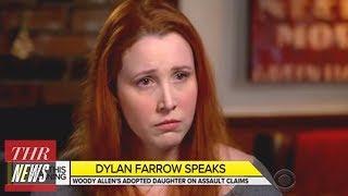 Dylan Farrow on Woody Allen: