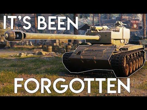 The Forgotten Premium Tank - World of Tanks thumbnail