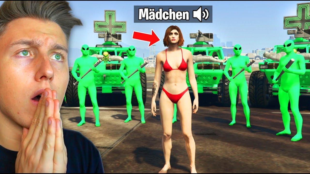 MÄDCHEN will in die GRÜNE GANG! (GTA 5 Online) ?