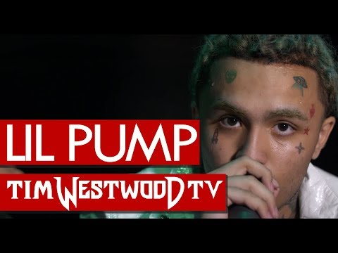 Lil Pump on stopping show to save fan, new generation, ESSKEETIT - Westwood