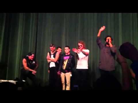 Mitch Lucker Memorial Show - YouTube
