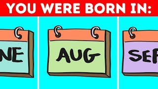 Can We Guess Which Season You Were Born In?