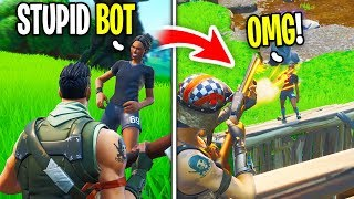 Soccer Skin BULLIES Me For having No Skin, Then I Use Renegade Raider and DESTROY Him (Fortnite)