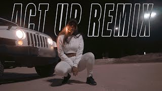 JetCity Records - Act Up Remix by City Girls (One Take Video)