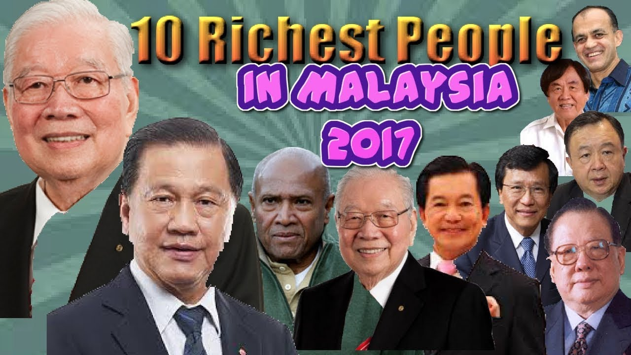 top 10 richest people in malaysia doc The continent is also the playground for 10 of the planet's 50 wealthiest people, who are worth a combined $205 billion with a fortune of $292 billion, real estate mogul read on to learn more about the richest people on the world's largest continent, who range from tech tycoons to real estate giants.