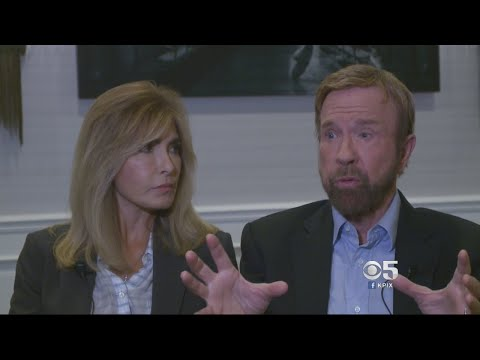 Chuck Norris And His Wife Sue Bay Area Drug Company