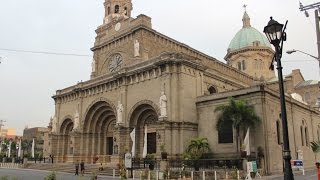 Manila Cathedral - The See of the Archbishop of Manila