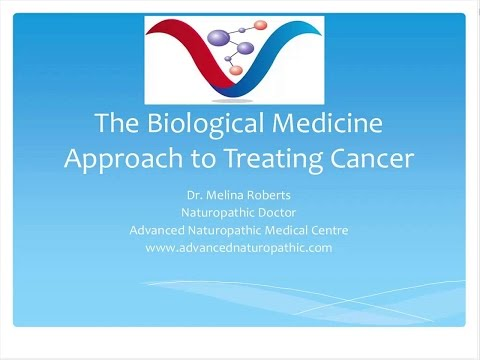 The Biological Medicine Approach to Cancer
