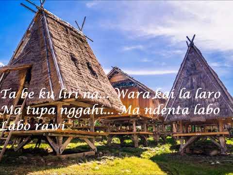 Lagu Daerah Bima - Dumu Dou (lirik)