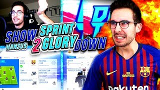 ULTIMATIVES KARRIEREMODUS BATTLE !!! ⚔️ NEUES FORMAT 🔥 Barcelona STG Showdown vs DennisGamingTV