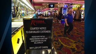 Riviera Hotel and Casino closing its doors after 60 years