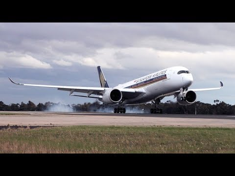 Singapore Airlines Business Class – Singapore to Kuala Lumpur (SQ 118) – Airbus A350-900