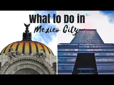 What to Do in Mexico City | Eat Tacos and Visit Coyoacan
