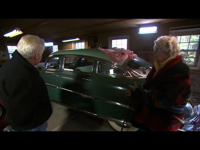 1953 Hudson Hornet | Chasing Classic Cars