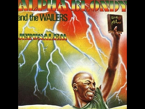 Alpha Blondy-Boulevard de la Mort + Lyrics