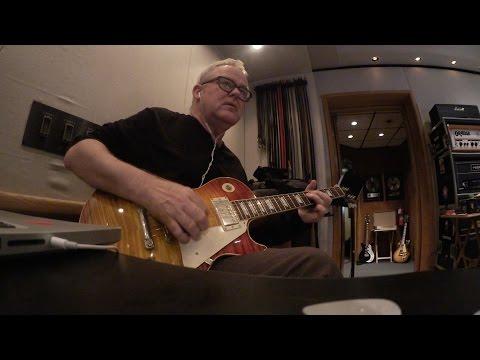 Black Dog @ United Recording | L Z | Tim Pierce | recording session