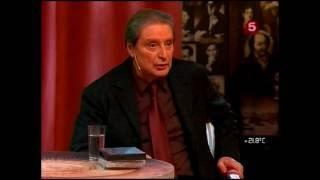 Встречи на Моховой. Смехов (2009). О работе на Таганке