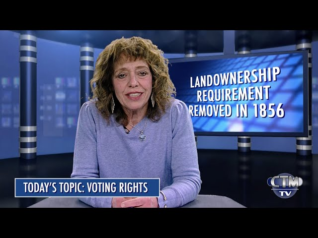 The Facts with Rosalyn Tavanis: Episode 2 – Voting Rights