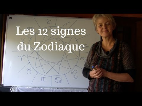 les 12 signes du zodiaque youtube. Black Bedroom Furniture Sets. Home Design Ideas