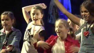 ТОНИС. Социальный пульс. Мюзикл «ANNIE Jr.» детской музыкально-театральной студии «Бродвей Kids»