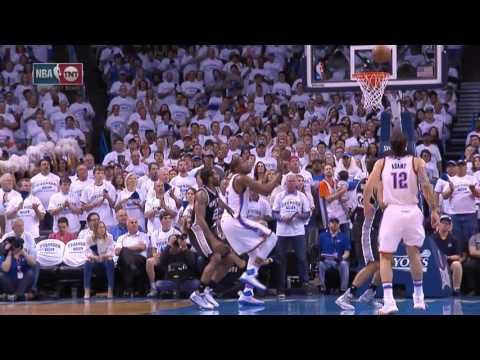 Top 5 NBA Plays: May 8th