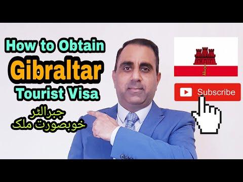 How to obtain Gibraltar Tourist visa | Traveler777