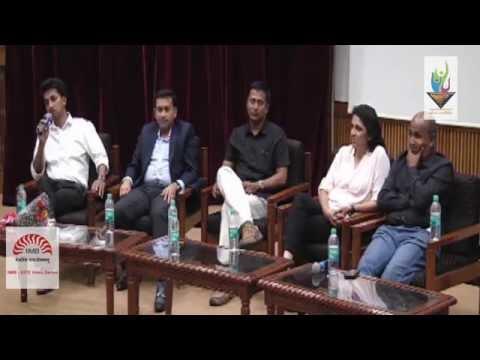 "Anusmaran 2014: Panel Discussion ""Start Up"" @IIM Bangalore"