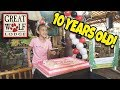 I'VE BEEN ALIVE FOR A DECADE!!! Waterpark Birthday Party + Meet & Greet at Great Wolf Lodge! DAY 2