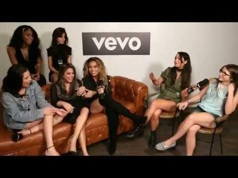 Fifth Harmony Facebook Livestream (2 August, 2016)